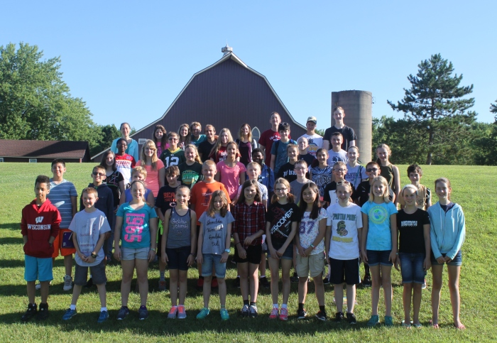 Lutheran Band Camp at Camp LuWiSoMo